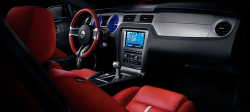 Mustang_2010_interior