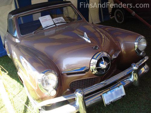 Studebaker_1950_front