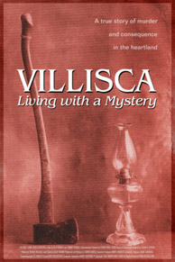 """Villisca: Living with a Mystery"" theatrical poster."