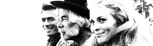 "Jean Seberg in ""Paint Your Wagon"""