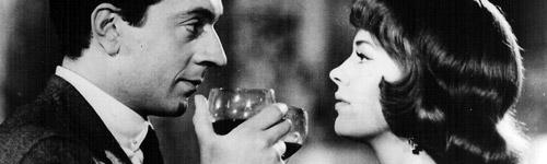 """Jean Seberg in """"Five Day Lover"""""""