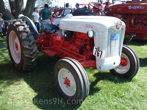 1952-1954 Ford NAA Jubilee