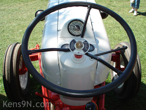 Ken S 9n Memories Of A 1950s Wisconsin Tractor Rodeo And A Ford