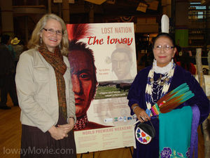 """Lost Nation: The Ioway"" Premiere"