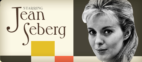 Several of Jean Seberg's movies will be featured in an upcoming Turner Classic Movies film festival.