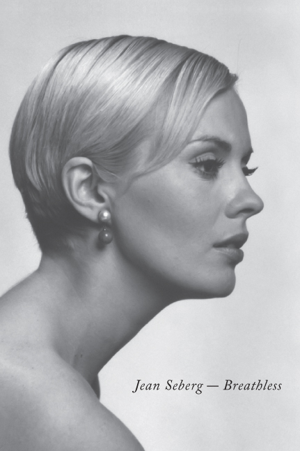 """Jean Seberg - Breathless"" Cover"