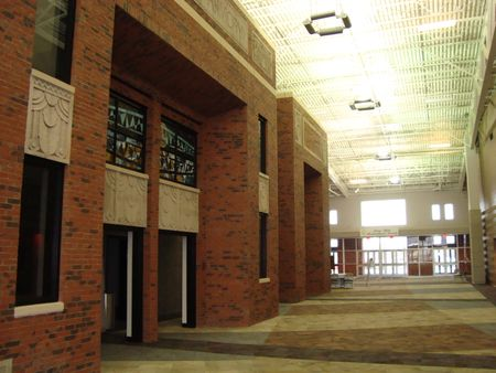 Bridgeview Center in Ottumwa, Iowa. (Villisca, Viscilla)