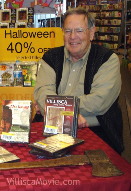 Edgar V. Epperly at Borders Books.