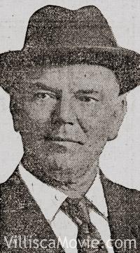 """J. H. """"Hank"""" Horton, Villisca town marshal."""