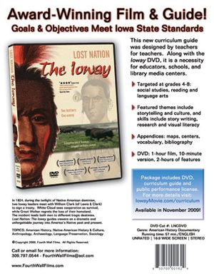 Lost Nation: The Ioway DVD and Curriculum Guide