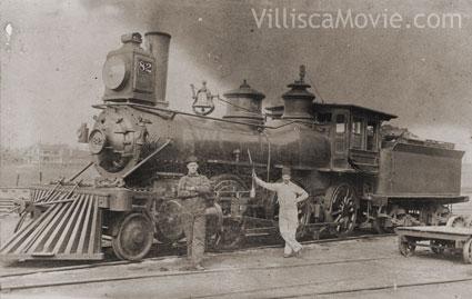 C. B. & Q. Train.
