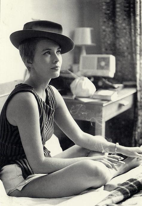 Style Icon Jean Seberg