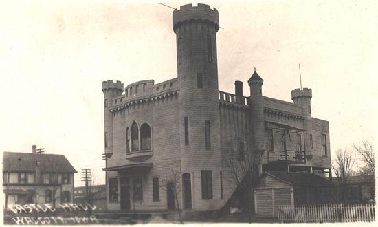 Walcott Castle Hall Walcott, Iowa