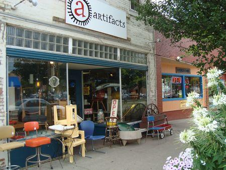 antique stores iowa city Midwestern Midcentury: Mid Century Treasures at