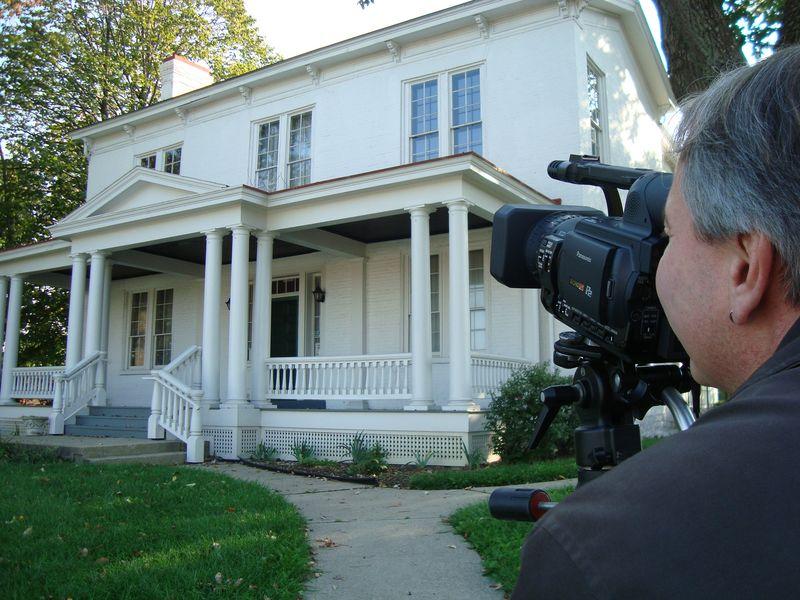 Beecher house & Kelly