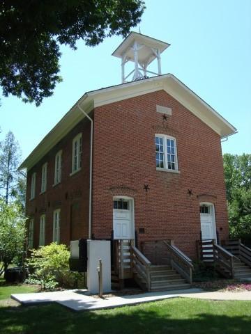 Coralville schoolhouse