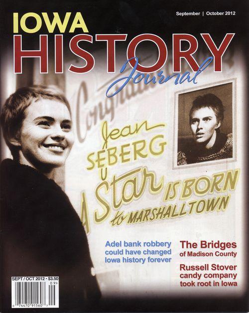 Jean Iowa History cover