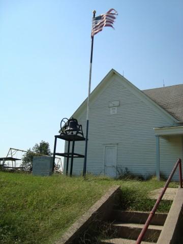 Barada schoolhouse