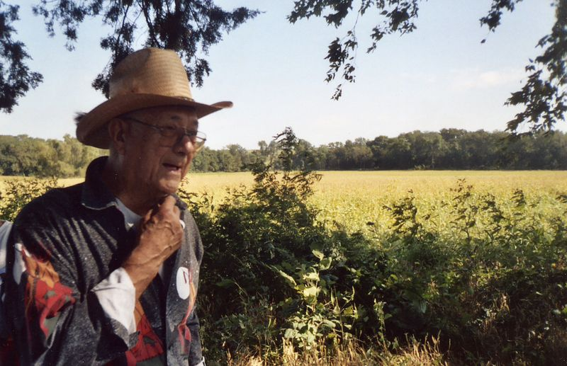 Emil Campbell cemetery interview