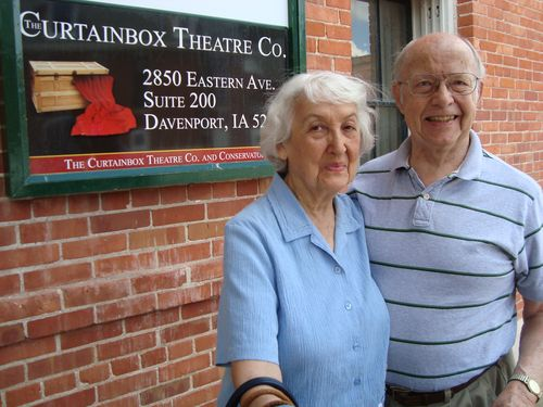 Earlene & Kent Curtainbox