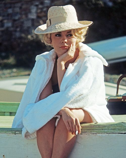 Seberg as Doris Day