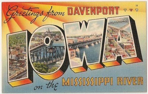 Greetings Davenport