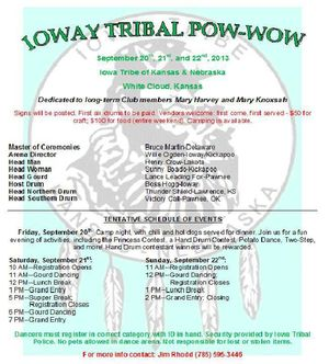 Pow Wow 2013