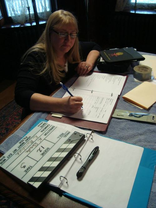Tammy producing