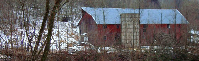 Soldiers Grove, Wisconsin Barn