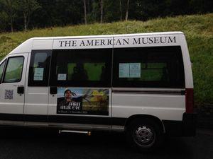 Sarita on bus