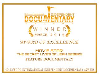 HIIDA Award of Excellence Feature Documentary