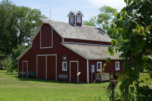 Ackley barn