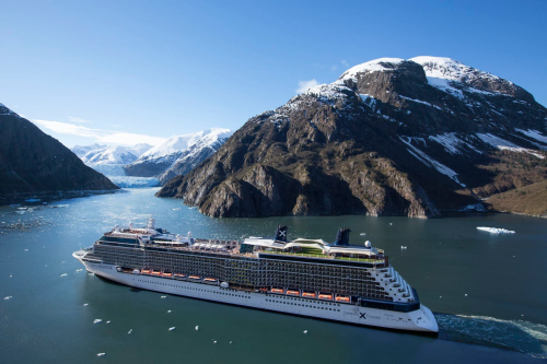 Celebrity Cruise Solstice to Alaska