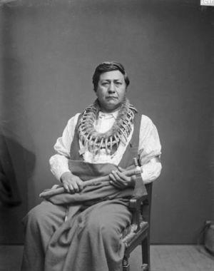 Charlie Kihega 1903