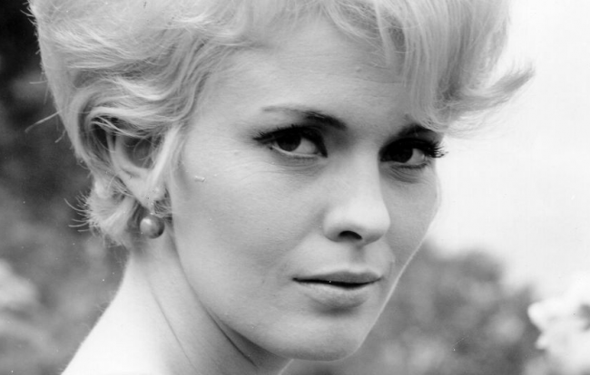 Jean seberg mature beauty
