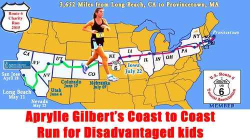 Gilbert Route 6 Run 07132015