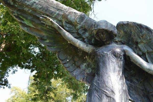 Iowa city black angel2