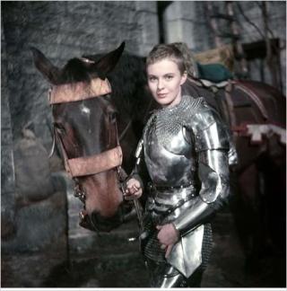 Jean Saint Joan horse