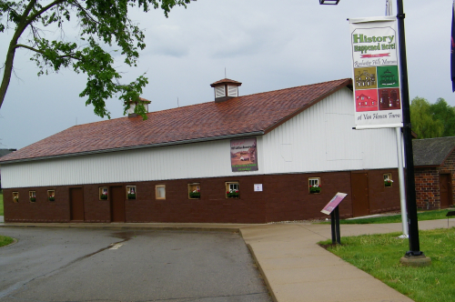 Rochester Hills MI Calf-Barn