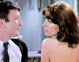 Elsa Martinelli & Claude Rich
