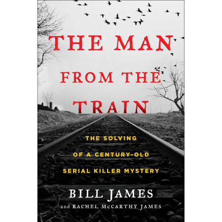 Man from train book cover