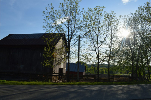 Old WI barn