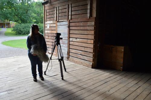 Tammy in barn2