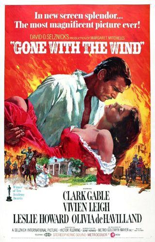 Gone wind