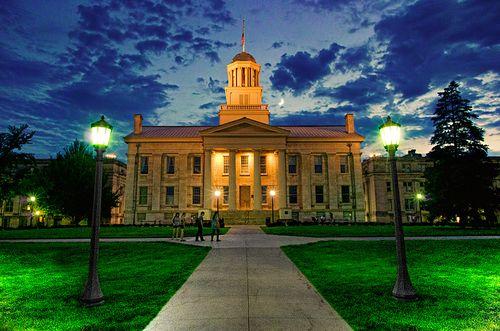 Old Capitol Iowa City