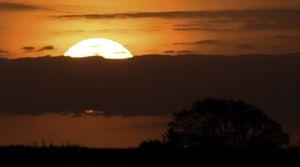 Good Earth sunrise May