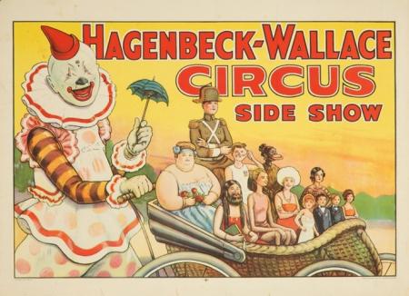 Hagenbeck_wallace circus