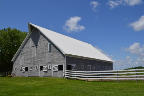 Stromeyer barn