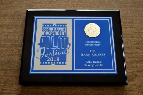 CRIFF award