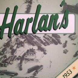 Harlans 1950s